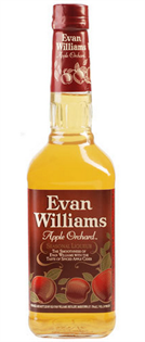 Evan Williams Liqueur Apple Orchard 750ml